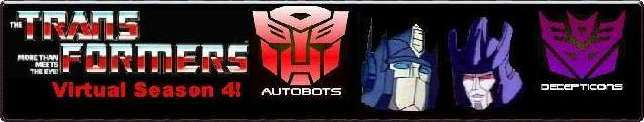 Virtual Transformers TV: Season 4